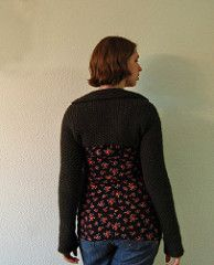 Ravelry: English Garden Shrug pattern by Melissa Mall