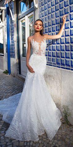 Fairytale Milla Nova Wedding Dresses 2018 ★ See more: https://weddingdressesguide.com/milla-nova-wedding-dresses/ #bridalgown #weddingdress