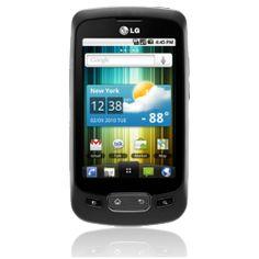 Chollazo #Android!! LG Optimus One P500 - 20,37€ #oferta
