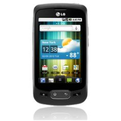 Chollazo #Android!! LG Optimus One P500 - 20,37€ #oferta