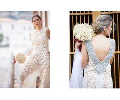 Looks criados por Iáskara Isadora, por uma noiva mais sustentável!