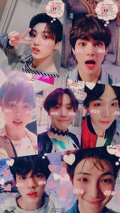 BTS Lockscreen ♥️