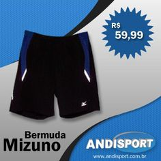 Bermuda Mizuno R$ 59,99
