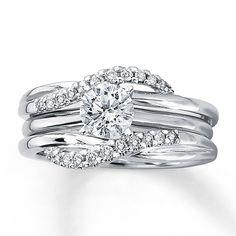 Wedding Rings On Pinterest