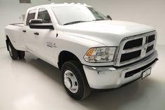 2015 Ram 3500 DRW ST Crew Cab 4x4 in Vernon, Texas  #vernonautogroup #knowthedeal