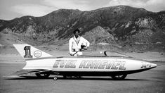On September Knievel attempted to fly over Snake River Canyon in a custom built rocket, but the parachute opened early, and he never made it to the other side. Robbie Knievel, Snake River Canyon, Don Knotts, American Legend, Racing Motorcycles, Mans World, Daredevil, Best Memories, Back In The Day