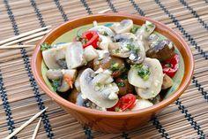 Gemarineerde champignons 4