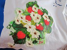 Pitturamania..Sembra di avvertire il sapore e profumo delle Fragole!!!!..  - See more at: http://pitturamania.blogspot.it/#sthash.k33cAqwy.dpuf