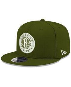 4b5152e848e New Era Brooklyn Nets Fall Dubs Snapback Cap - Green Adjustable