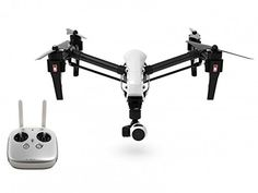 Buy the fantastic DJI Inspire 1 with Remote PLUS FREE HARD CASE by DJI online today. This highly desirable item is currently in stock - purchase securely at My Video Game Box today.