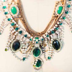 Antique-inspired Jewelry