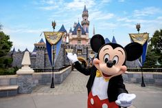 Josh D'Amaro Is Eager To Reopen Disneyland! Downtown Disney, Walt Disney, Disney Theme, Disney Parks, Disney Word, Disney Cruise, Disney Pixar, Disney Vacation Club, Disney Vacations