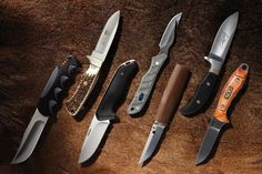 Best Hunting Knives: 7 New Fixed-Blade Sheath Knives Tested and Reviewed | Outdoor Life