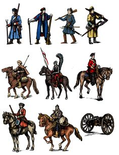 Unit types in armies of Commonwealth Types Of Armor, Thirty Years' War, Ww2 Tanks, Central Europe, Interesting History, Commonwealth, Eastern Europe, Dark Fantasy, 17th Century