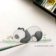 Hello little Panda!