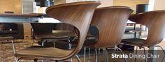 strata dining chair Nick Scali