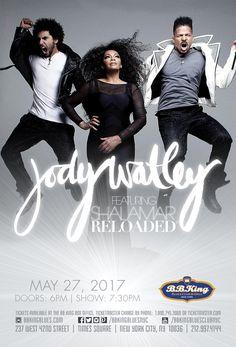 Jody Watley & Shalamar Reloaded (5.27.17)