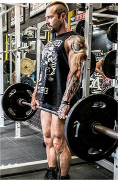 Steel your mind and get ready for war. Kris Gethin is about to guide you through the various training systems you'll use over the next 12 weeks to build maximum muscle.