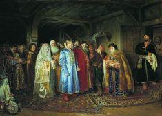 Boyar Wedding Klavdy Lebedev 883