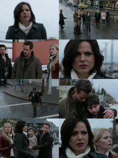 """""""Going Home"""" Screencaps Regina And Emma, Regina Mills, Outlaw Queen, Captain Swan, Going Home, Secret Obsession, Ouat, Greys Anatomy, Season 3"""