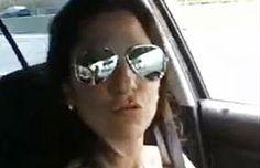 Mujer se muestra en topless por la autopista al ritmo de Márama: Video se viraliza | Argentina