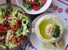 Humus Hummus, Ethnic Recipes, Food, Bebe, Eten, Meals, Diet