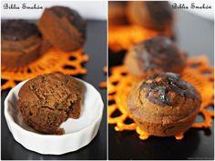 Muffiny, babeczki bez jajek, cukru, mleka imasła;)