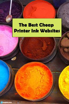 Don't let new printer ink cartridges drain your bank account.