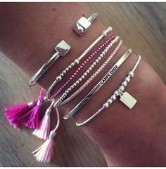 Compositions de bracelets pour femme - L'Atelier d'Amaya