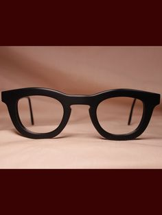 0da469e1569e Custom Black Frame Glasses by Indivijual Custom Eyewear Sunglasses Store