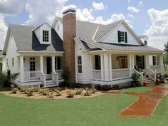 Cottage House Plan with 2592 Square Feet and 3 Bedrooms from Dream Home Source | House Plan Code DHSW55469