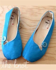 Bridal Flats - Shoes