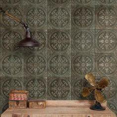 Merola Tile Saja Nero 13 in. x 13 in. Ceramic Floor and Wall Tile (12.2 sq. ft. / case) FPESAJN at The Home Depot - Mobile
