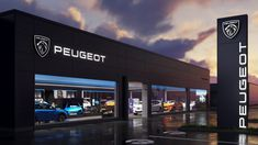 Peugeot's redesigned logo has been designed to be used across all physical locations and digital platforms. Later this year the brand will also launch a lifestyle collection, which will feature clothes, leather goods, electronic accessories and stationery. Peugeot 2008, General Motors, Le Mans, Nouveau Logo, Kia Motors, Logo Reveal, Latest Cars, Car Brands, Design Lab