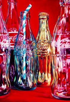 'coke and stripey straw' | Kate Brinkworth | Portfolio