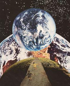 O psicodélico mundo de Hugo Barros