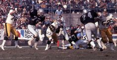 dave casper oakland raiders | The Raiders defense slows down the Steelers offense in an important ...