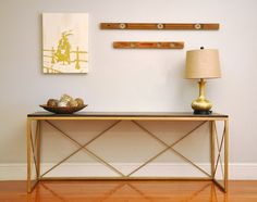 FOR LIZ : the CHARLESTON Console Table  by hautehabitats on Etsy