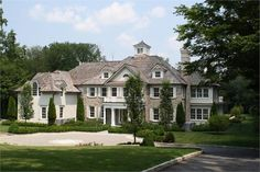 A COVETED 12,000 SQ FT YALE FARMS COLONIAL | LUXURY HOMES