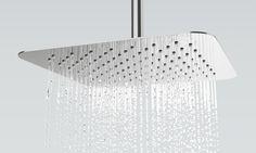 Copenhagen Bath - Rain shower head rectagular