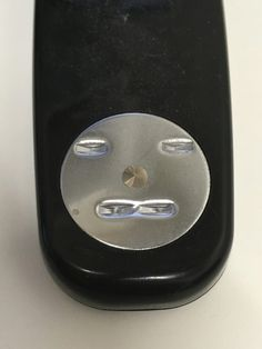 Pareidolia. Face on a stapler.