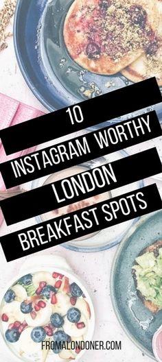 10 instagram worthy breakfast spots in london