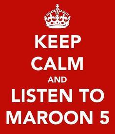 ❤ Maroon 5