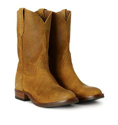 RRL Roper Boot (Made in USA) $850