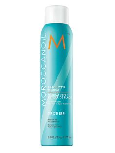 Buy It Now: The Best Beach Wave Products For Your Hair Type | People - MoroccanOil beach wave mousse
