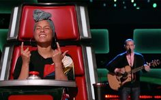 """This show """"The Voice"""" has been the new American Idol for many seasons now. It has been very popular among adults and teenagers. This show has a great influence and trend among their viewers who watch it. (Kaysha M.P)"""