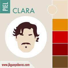 PIELES CLARAS | Los colores que favorecen el tono de tu piel
