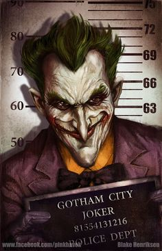 Here Are 15 of the Creepiest and Most Badass Pieces of Joker Fan Art - moviepilot.com