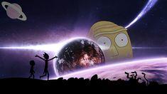 Voici une sélection de 35 fonds d'écran PC et Smartphones pour les fans de la série animée Rick & Morty Graphic Wallpaper, Original Wallpaper, Wallpaper Ideas, Latest Hd Wallpapers, Inspirational Wallpapers, Space Tv Shows, Rick And Morty Characters, Animated Man, Rick And Morty Poster