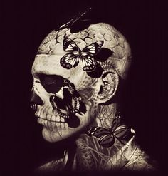 Rick rico the zombie boy Genest